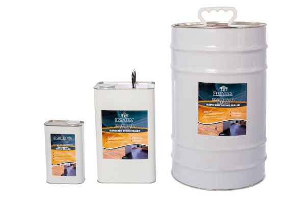 Image of Stontex Rapid Dry is premium solvent based penetrating sealer for natural stone