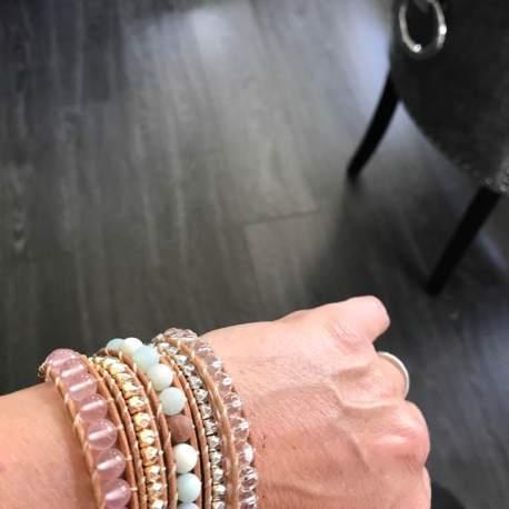 Stone Era manon tremblay natural stone bracelet ottawa serenity