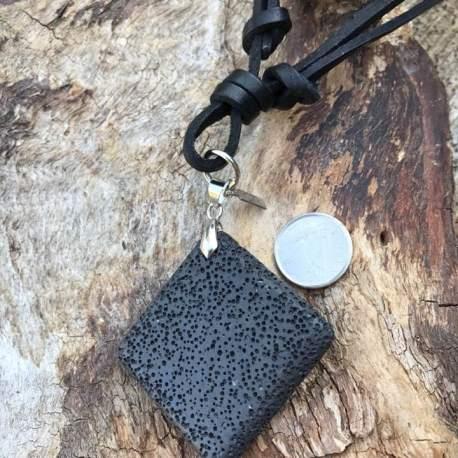 essential oil stone era pendant lava diffuser manon tremblay ottawa square black compare