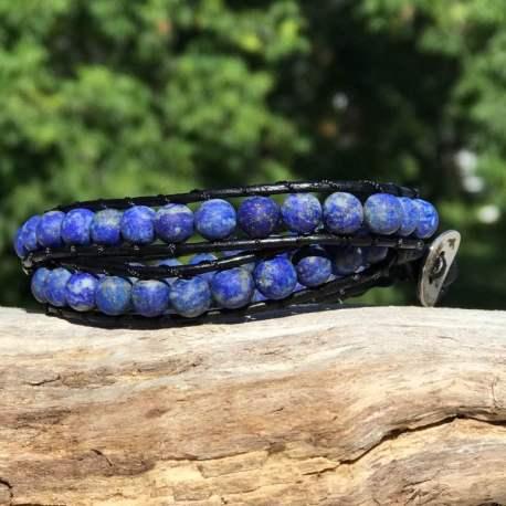 Stone Era natural stone bracelet lapis lazuli for men ottawa