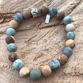 Windfall (African Turquoise with Jasper)
