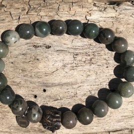 Grounded – Rain forest Jasper