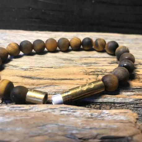 Stone era infinity bracelet -TIGER 2 ottawa manon tremblay message in a bracelet