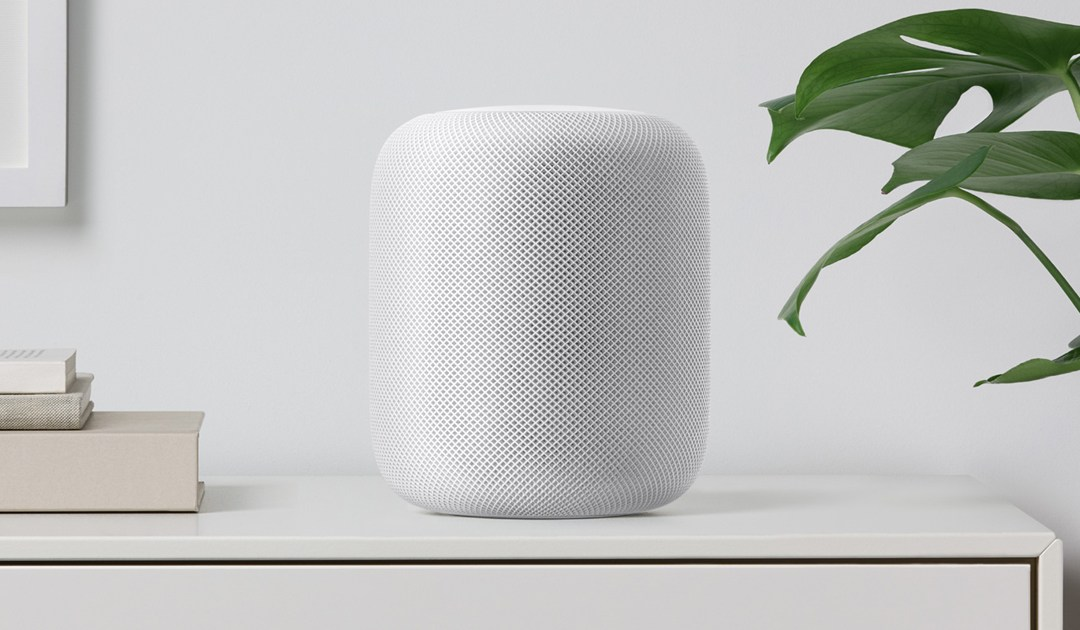 HomePod – New Innovations In Home Music