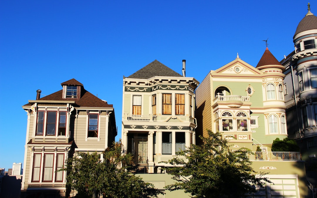 san francisco homes, california home sales