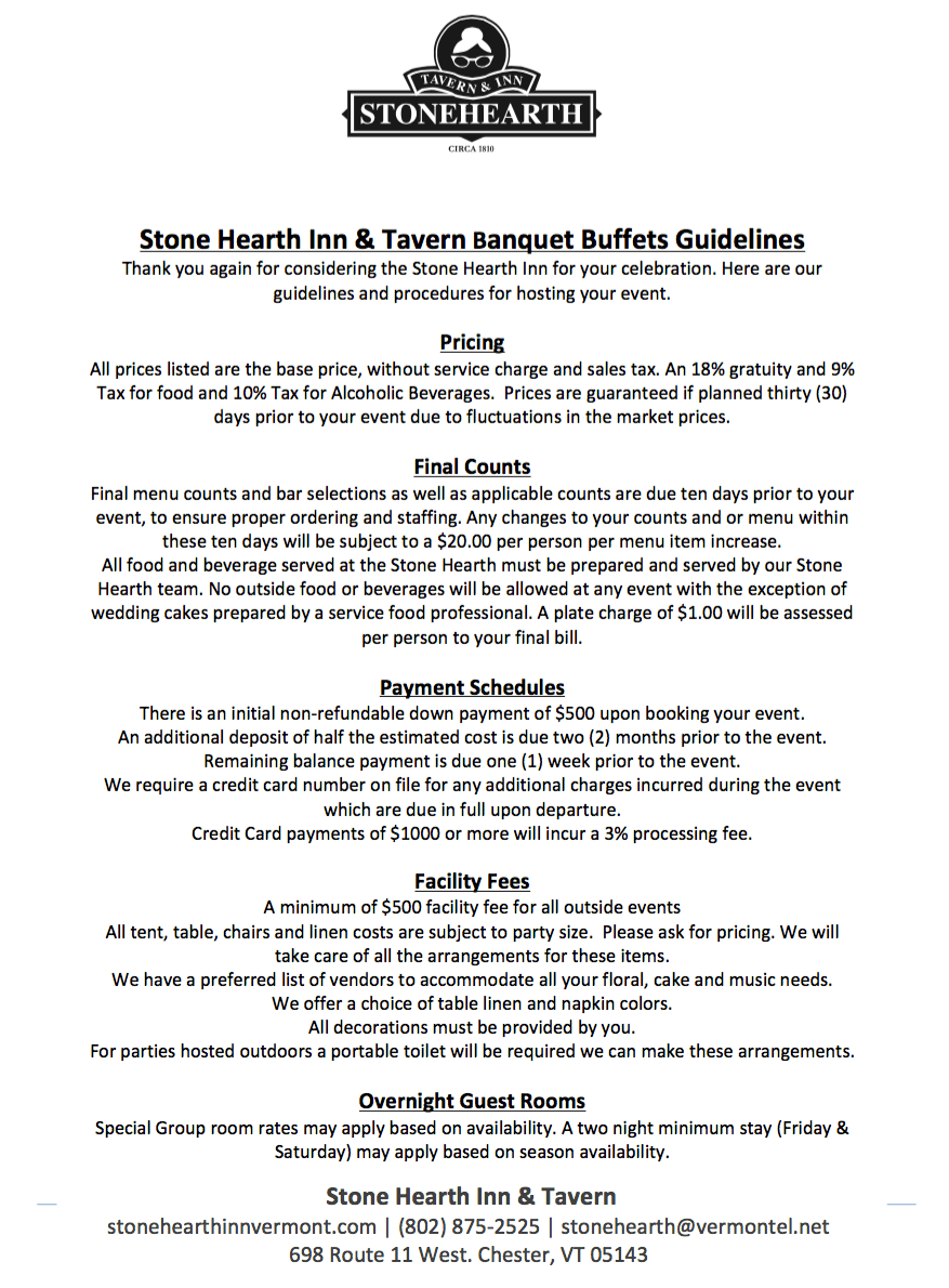 Banquet-Buffets-Guidelines