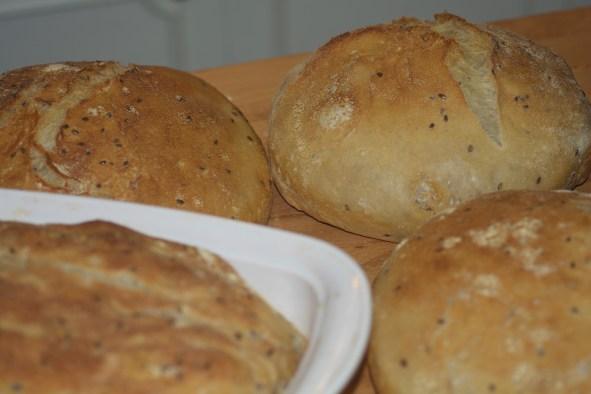 SHE House Made Bread