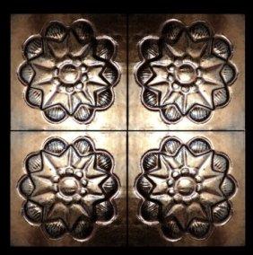 Stonelight Tile San Jose CA Custom Tile  architectural-art-deco-panel-5: