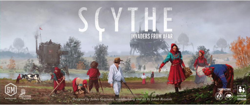 Image result for scythe invaders from afar