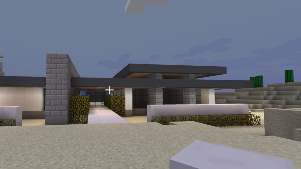 WATCH AN ACTUAL ARCHITECT BUILD A MANSION IN MINECRAFT Stone Marshall Author