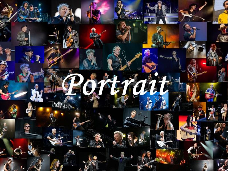 Clapton, Portrait, Pedrazzini, Stonemusic