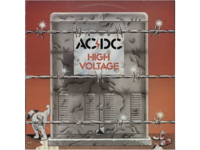 AC/DC, High Voltage, Oggi nel rock, Stonemusic