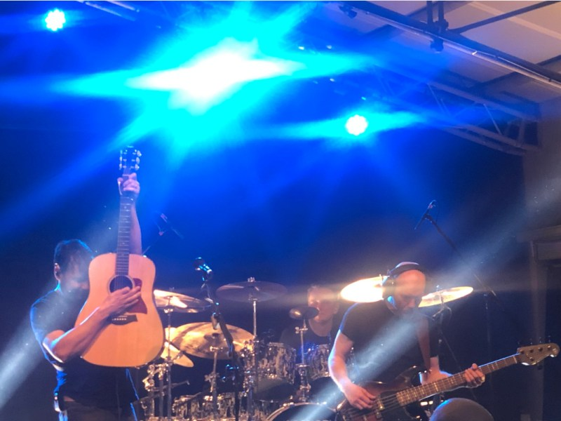 Giovanni Davoli, Pineapple Thief, Live Review, Stonemusic