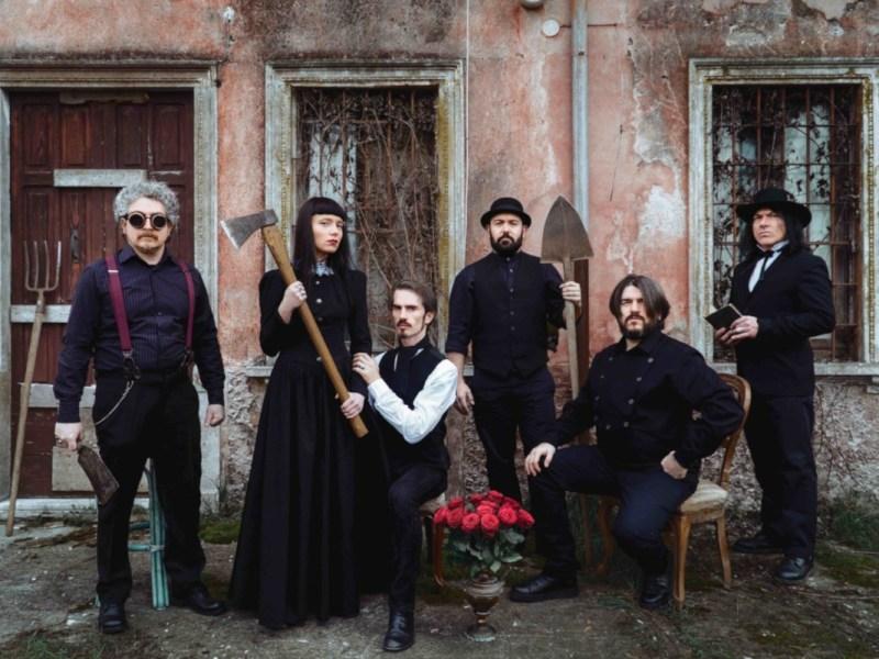 Thorn, The Last Drop Of Blood, video, esclusiva, Stone Music