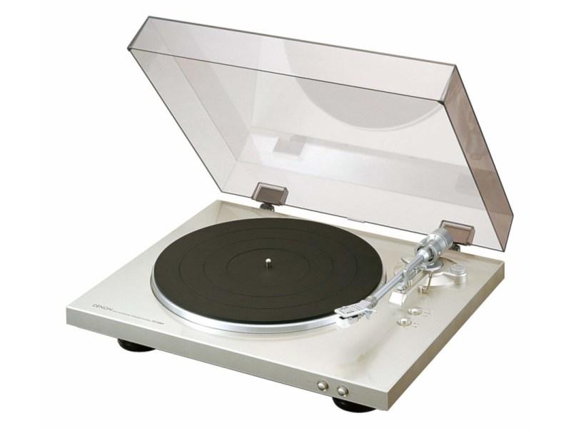 Denon DP-300F, Vinile, giradischi, Stone Music, principianti,