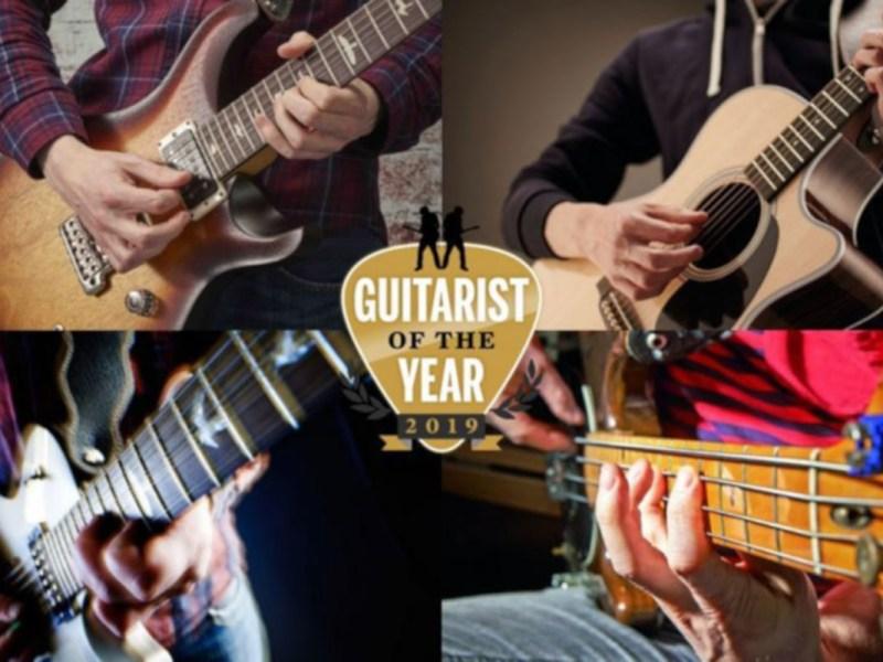 Guitarist of the Year 2019, concorso, chitarrista, bassista, Classic Rock, Stone Music,