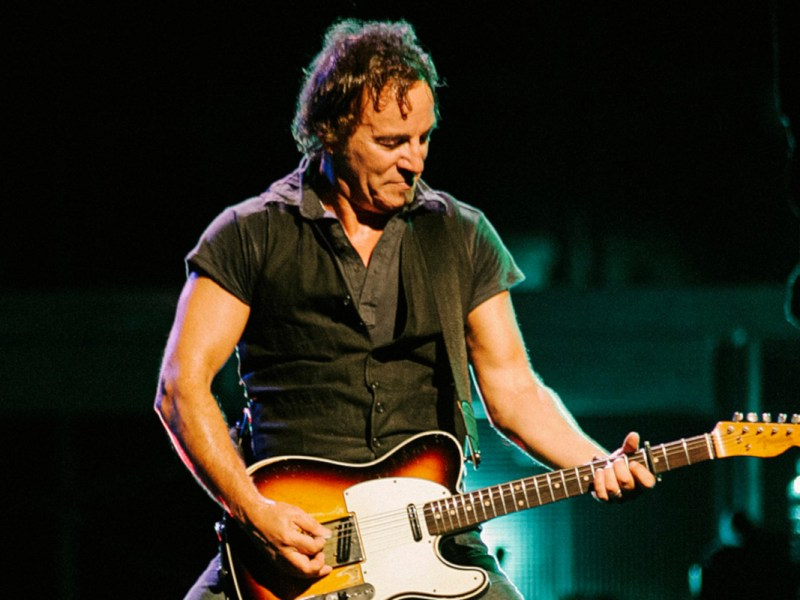 Bruce Springsteen, Live in Dublin, Youtube, Stone Music, Classic Rock