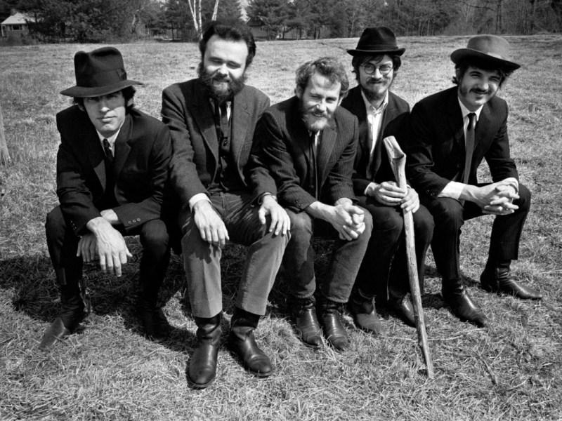 The Band, Martin Scorsese, Robbie Robertson, The Last Waltz, Oggi nel Rock, Classic Rock, Stone Music