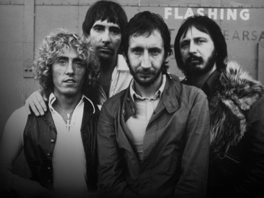 Tommy, The Who, Classic Rock, Stone Music, Pete Townshend, Roger Daltrey