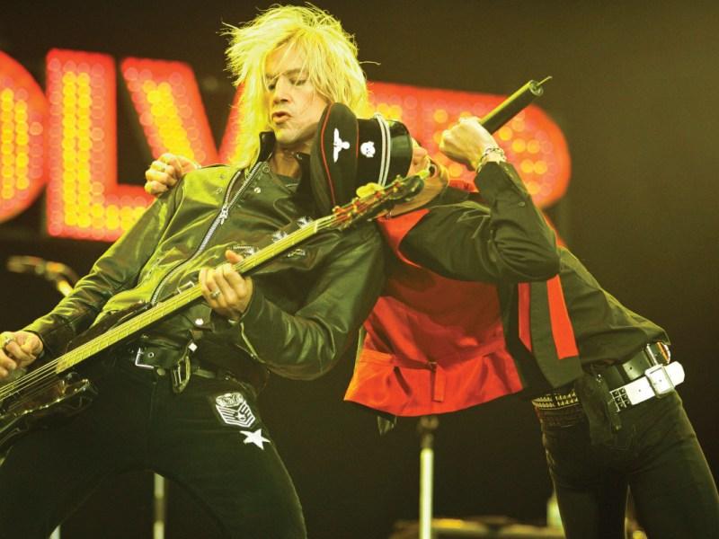 Duff McKagan, intervista, Classic Rock, Guns 'n' Roses, Stone Music, Paul Elliott,
