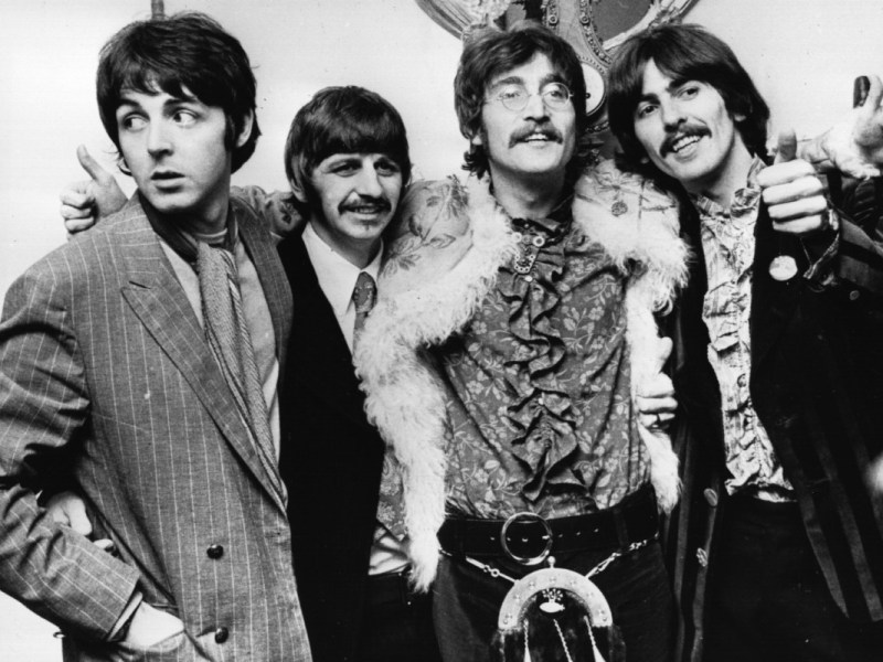 Beatles, Live at the Hollywood Bowl, Capitol, Live, Oggi nel ROck, 4 maggio, Stone Music, Classic Rock
