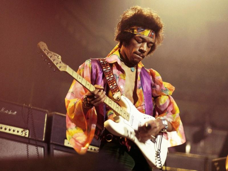 Jimi Hendrix, vinile, De Agostini, Classic Rock, Prog, Guido Bellachioma, Vinile, Stone Music