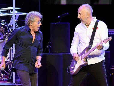 The Who, Moving On! Tour, Prove, video, Classic Rock, Stone Music, Pete Townshend Roger Daltrey