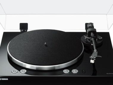 Yamaha, giradischi, wireless, MusicCast VINYL 500, Vinile, News, Novità, Stone Music