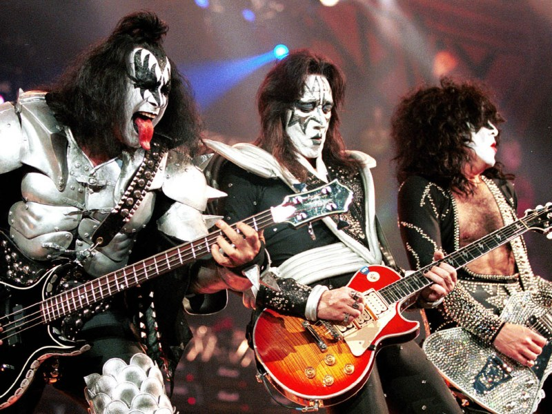 Kiss, Ace Frehley, Cameron Buchholtz, Milano Summer Festival, Classic Rock, stonemusic.it