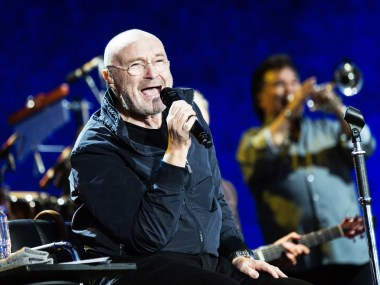 Phil Collins, Mike Rutherford, Genesis, reunion, Prog, Stone Music