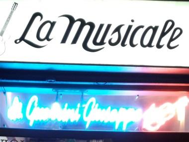 Negozi, musica, lombardia, Italia, La Musicale Di Giuseppe Guerrini Eredi , Milano