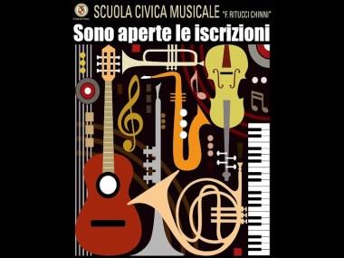 scuole, musica, Abruzzo, Scuola Civica Musicale ''F. Ritucci Chinni'' - Vasto (CH)