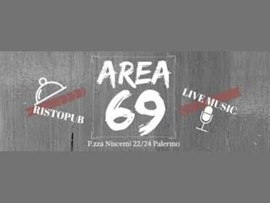 Locali, musica, Italia, Stone Music, Area 69 Risto Pub , Palermo