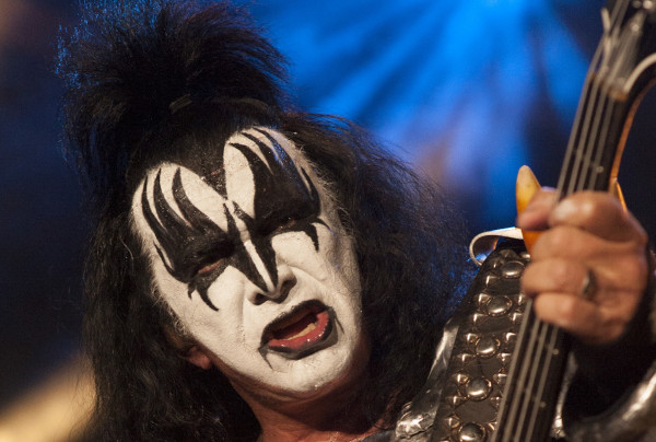 Kiss, Unmasked, Gene Simmons, Lick It Up, Stone Music, Classic Rock
