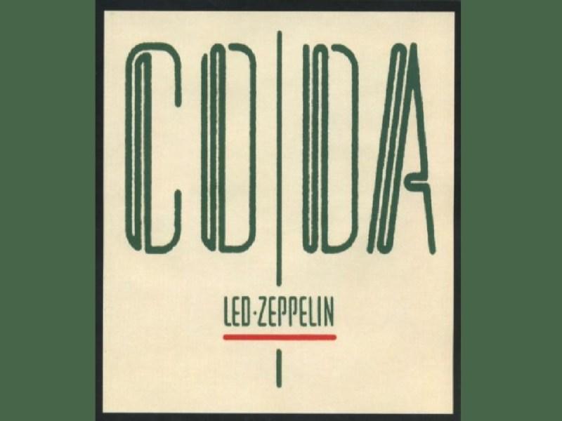 Led Zeppelin, CODA