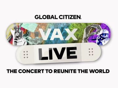 Eddie Vedder Foo Fighters show streaming vaccini