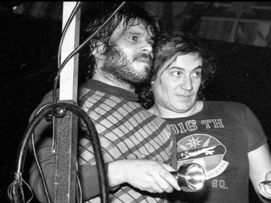 Capiozzo Giulio e Demetrio Stratos