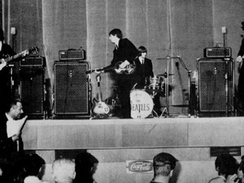 beatles roma 1965