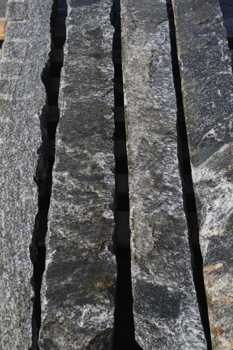 Millyard Granite Fence Posts