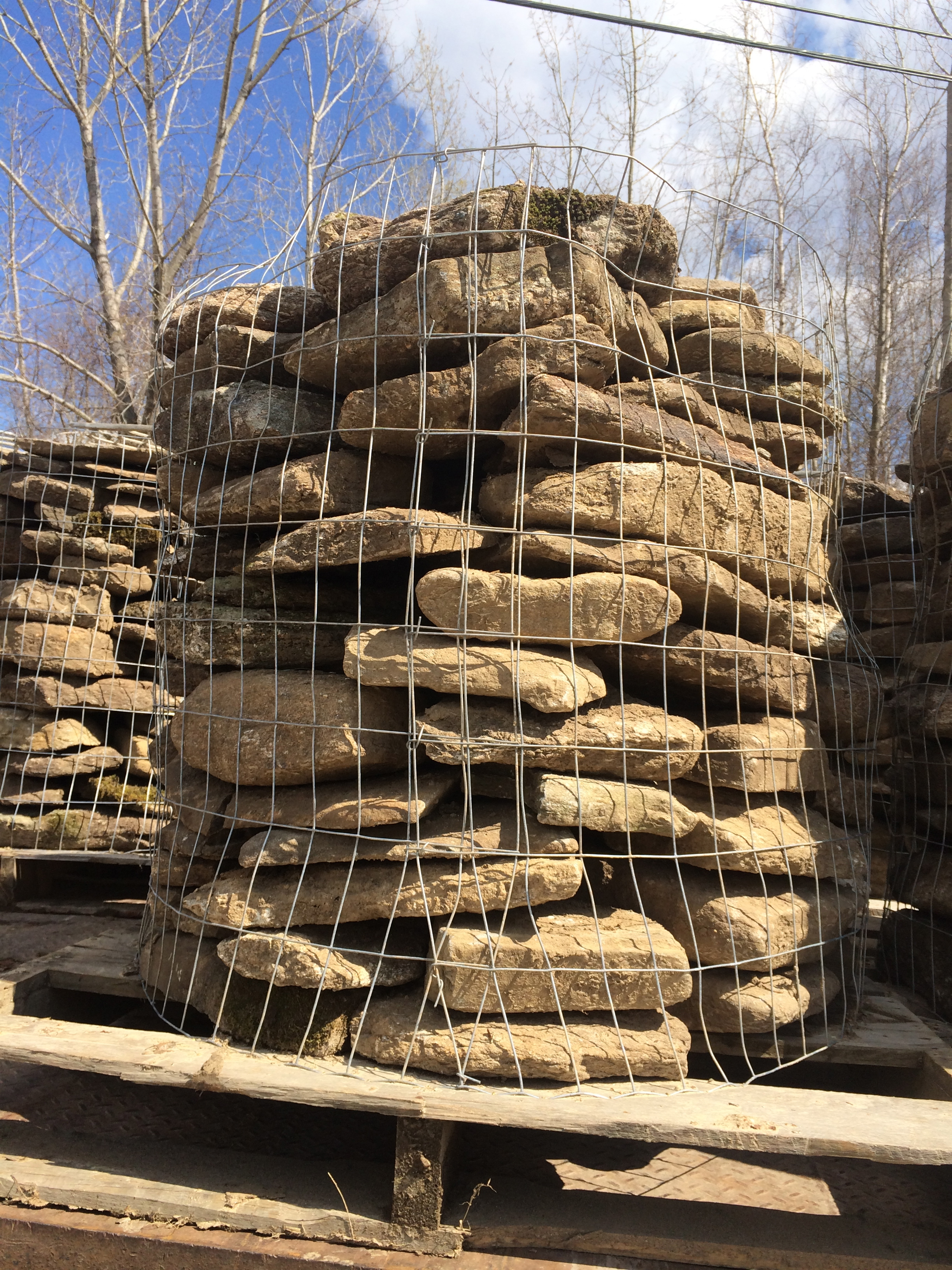 New England Fieldstone : Current projects stone of new england