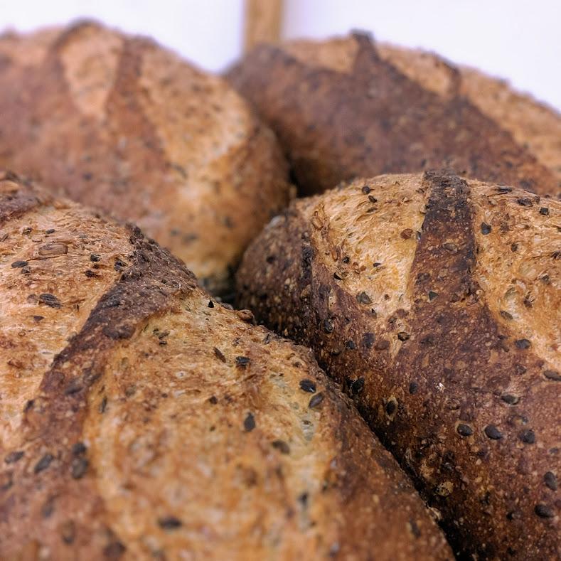 Multigrain loaves