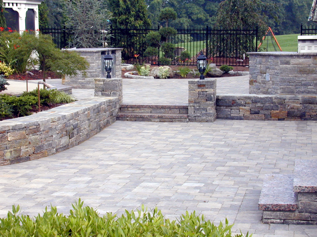 stone patio design & construction company north va & dc