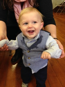 Connor Blenis Baptism 12/13/15