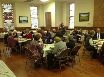 Good Friday Service & Luncheon 3-25-16