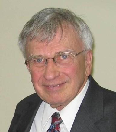 Gerald R. Platz, Paster Emeritus
