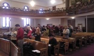 Worship Service 12/27/15