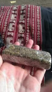block of thai weed