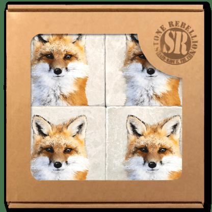 Fox Coaster Pack