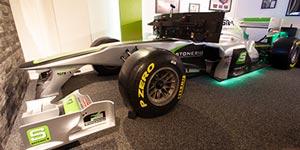 30 minutes Formula One Simulation.