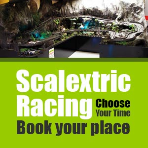 Scalextric Racing book now!